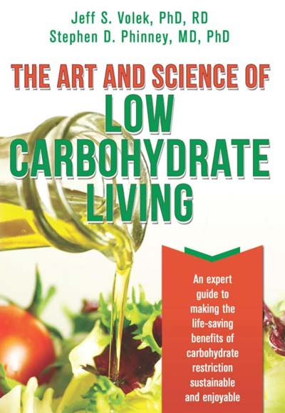 Art and Science of Low Carb Living book cover
