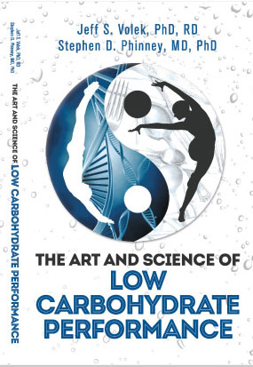 Low Carbohydrate Performance book cover