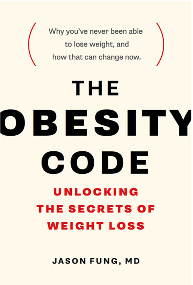 Obesity Code by Jason Fung MD