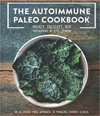 The Autoimmune Paleo Cookbook book cover