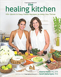 The Healing Kitchen book cover