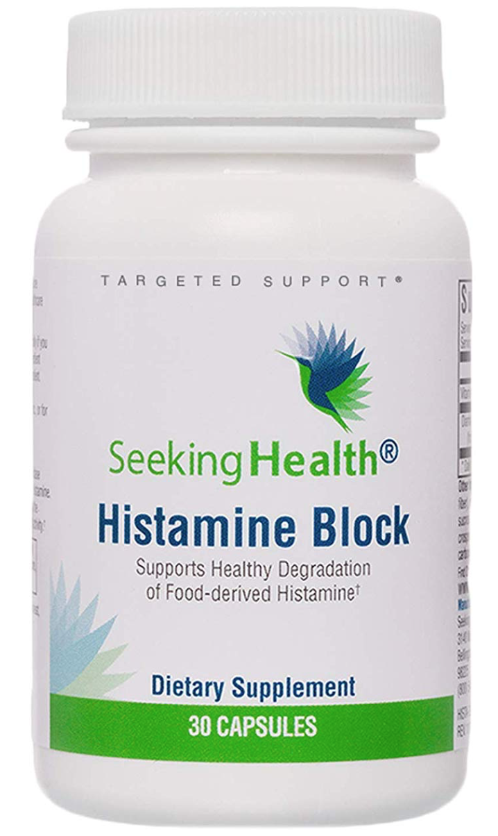 Seeking Health Histamine Block DAO supplement