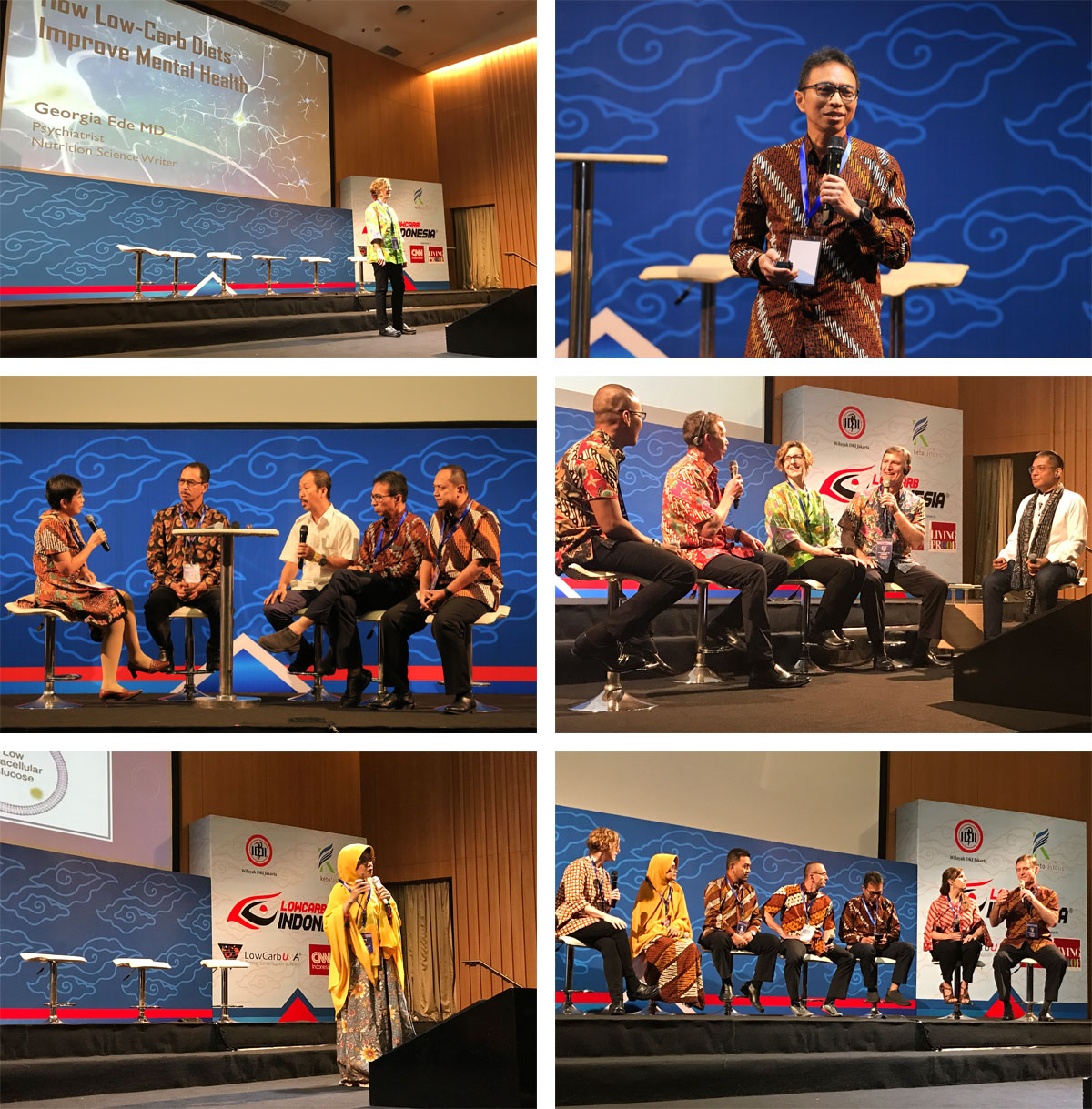 Low Carb Indonesia conference—conference highlights