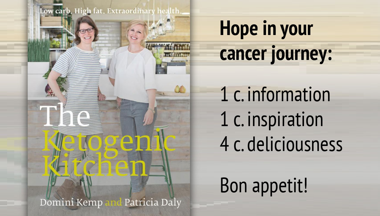 The Ketogenic Kitchen book cover