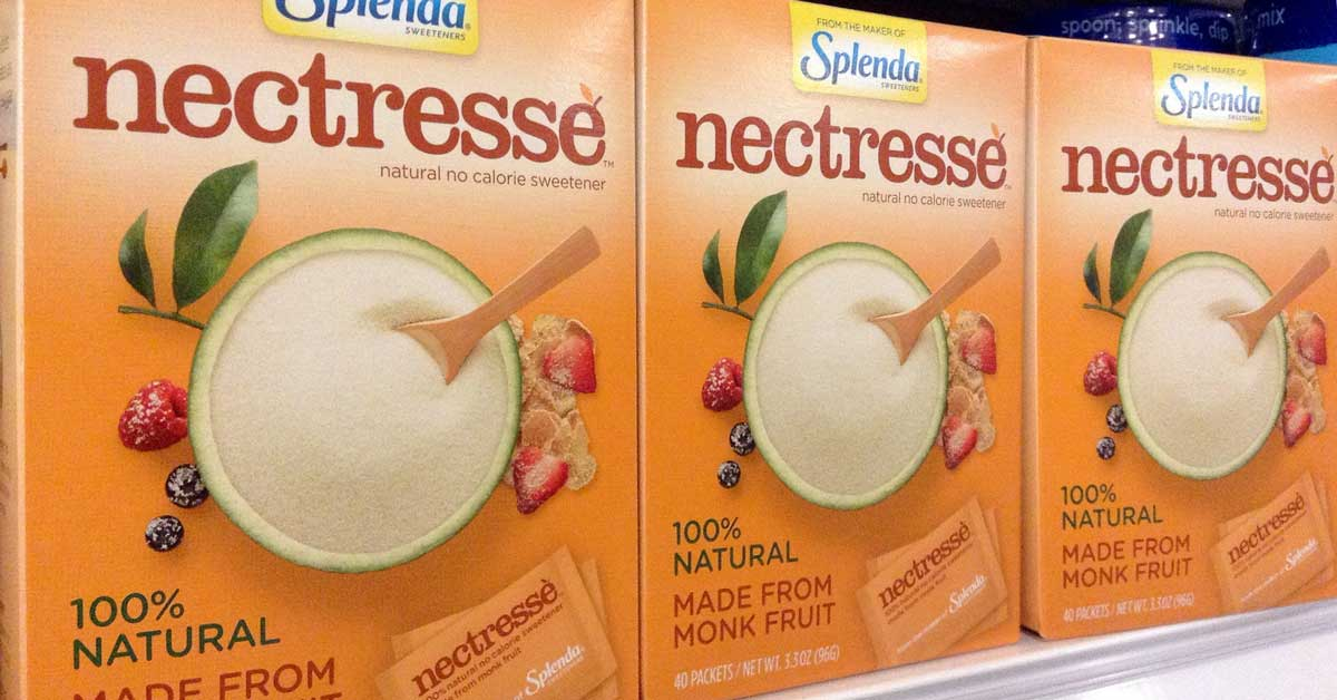 Nectresse by Splenda